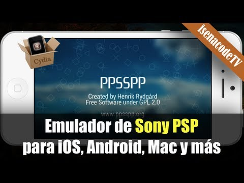 ► PPSSPP: Emulador de Sony PSP #iPhone #iPod #iPad #Android #Mac #Windows #Linux