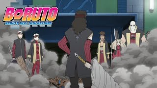 The New Seven Ninja Swordsmen of Mist | Boruto: Naruto Next Generations