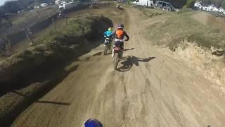 Motocross St Renan Entrainement 125 YZ