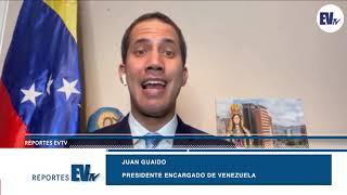 Guaidó asegura que pronto caerá la dictadura - Reportes EVTV 07/14/19