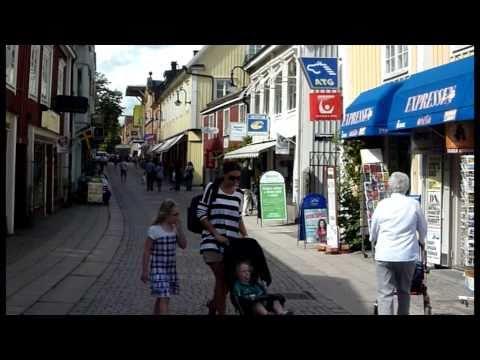 Short trips in Sweden (Norrtälje - Waxholm - Sigtuna); Music: Lene Marlin - Blanket in a park