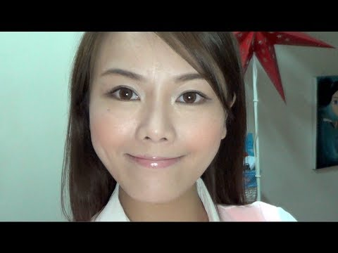 簡單自然親善大使OL妝容 ✿ Easy Natural Office Lady makeup