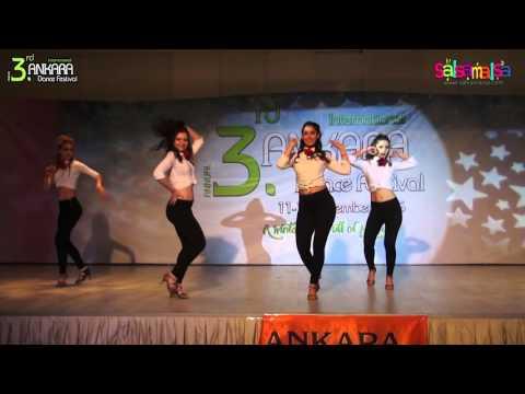 La Noche Ladies Dance Show | AIDC-2015