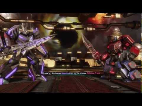 Transformers Fall of Cybertron Campaign Gameplay Part 27 - Front Lines of War (End)