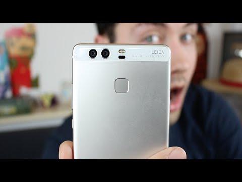 Test Huawei P9 : 1er Smartphone avec double Objectif Photo LEICA