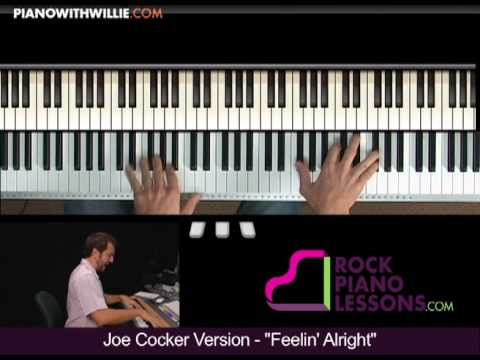 Joe Cocker - Introduction- Joe Cocker Version - Feelin' Alright