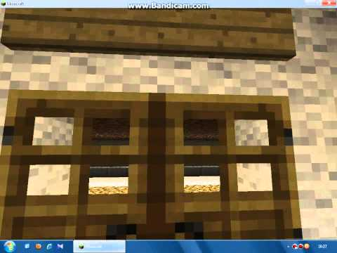 Stadion Piłka Ręczna Minecraft+Save Download
