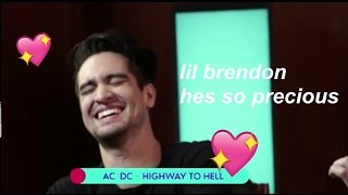 BRENDON URIE IS SO WONDERFUL