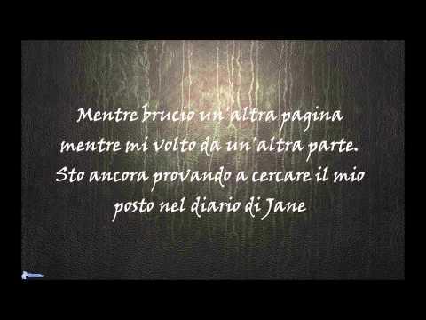 Breaking Benjamin - The Diary Of Jane (Traduzione Italiana)