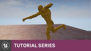 BP 3rd Person Game: Using Slot Nodes & Branch Points | 20 | v4.8 Tutorial Series | Unreal Engine