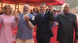 download musica França quer ser principal parceiro estratégico da Índia na Europa