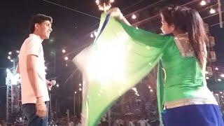 पतला दुपट्टा तेरा मुह दिखै धमाकेदार उपरातली  Haryanvi Ragni Aman Malik Golli and Chamma Tiwari AMG