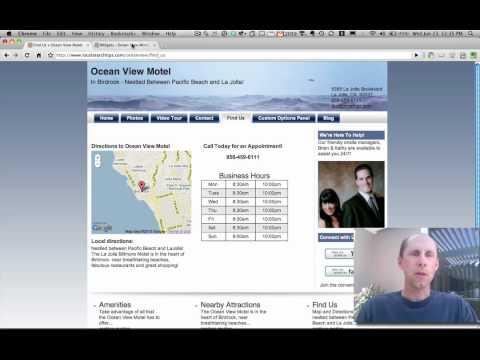 0 WordPress Sidebar Widgets in SmallBiz Theme (Video)