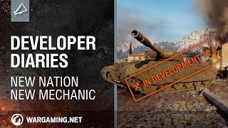 World of Tanks - Developer Diaries: Italian Tanks