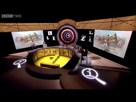 What was the charge for the worlds first charity single QI: Series L Episode 4 Preview BBC Two