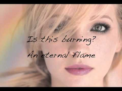 Eternal Flame - Candice Accola Lyrics (the Vampire Diaries) video