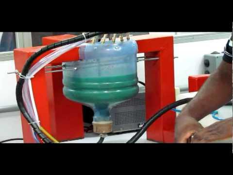 Misturador de tintas TCC de Automação Industrial FAATESP  Music Videos