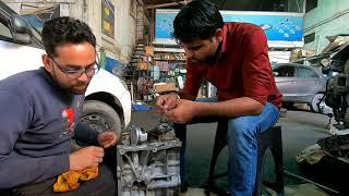 HOW TO REBUILD ENGINE  MARUTI SWIFT DZIRE (KSERISE) PART 1