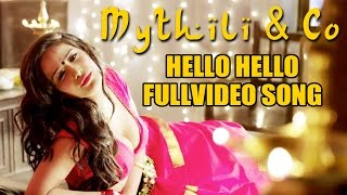 Mythili & Co Movie || Hello Hello Full Video Song || Poonam Pandey || Latest Tamil Movie 2015