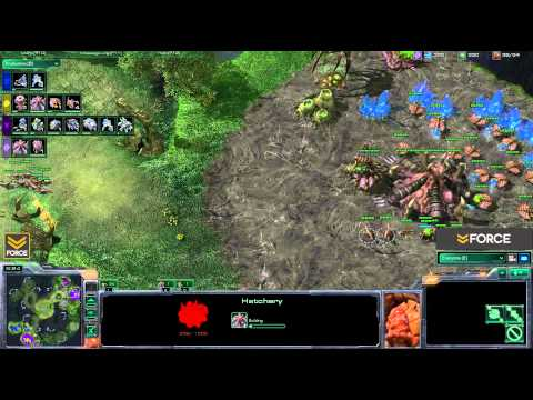 StarCraft 2 - 2v2 Team mouz vs Team Mcg - Commentary