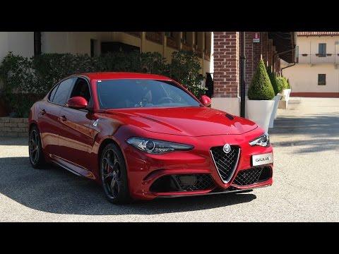 Flying To Italy To Drive The Alfa Romeo Giulia