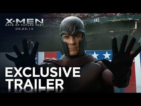 Own X-Men: Days of Future Past on Digital HD Sept 23. 3D Blu-ray, Blu-ray and DVD Oct 14. http://bit.ly/XMenBluray The ultimate X-Men ensemble fights a war f...