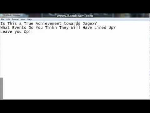 Runescape - 200m Registered Account Achieved - Quick Summary HD