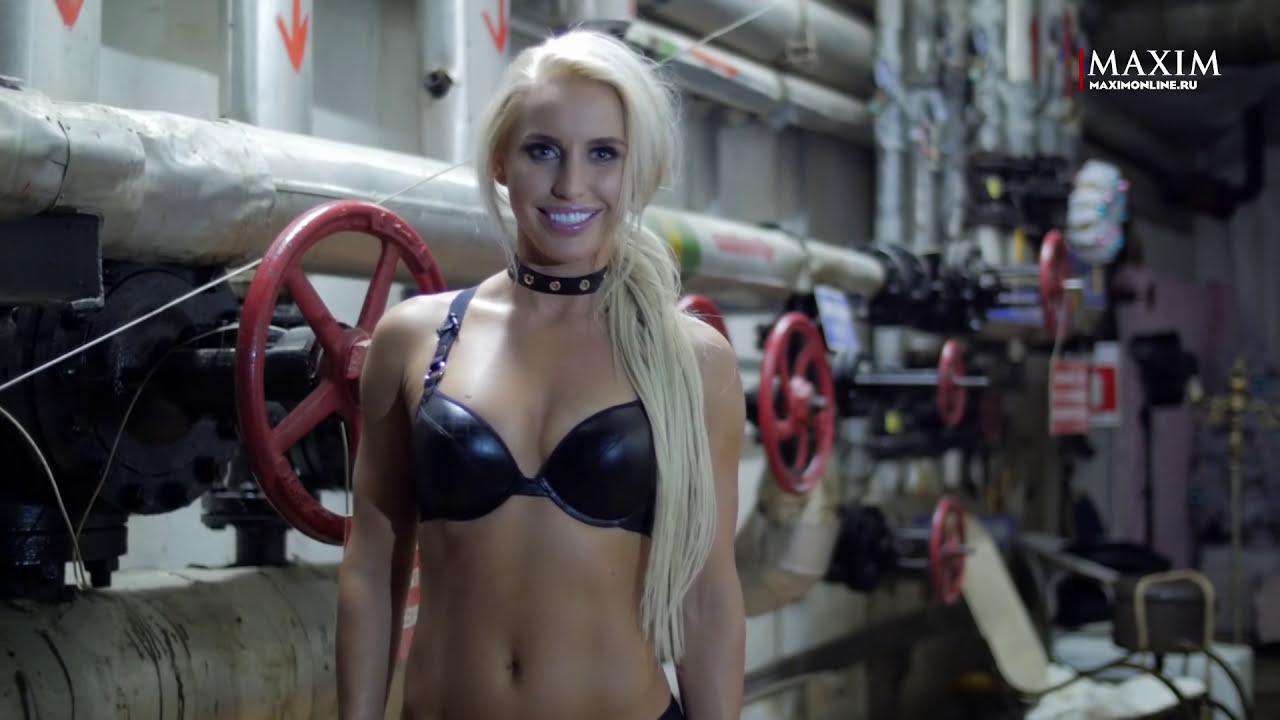 Двукратная чемпионка мира по бодифитнесу Юлия Ушакова — мощное видео!  - «Видео советы»