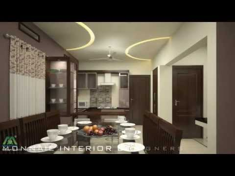 Interior design designers interior decorators in cochin for Apartment interior design cochin
