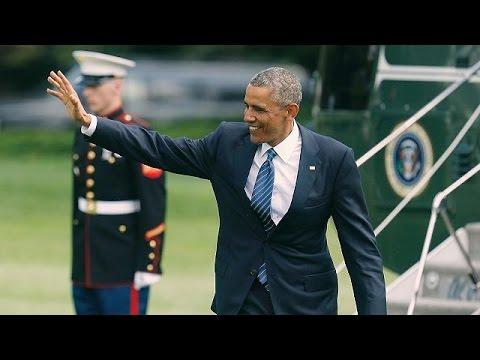 Les stratégies de Barack Obama très attendues au sommet de l'OTAN
