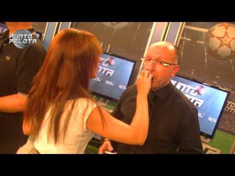 Así retoca Susana, nuestra maquilladora, a los contertulios en la publicidad - @ElChiringuitoTV