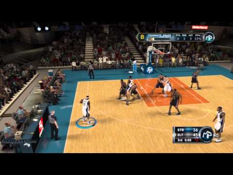 NBA 2K12 My Player Mode - The Rookie Showcase Feat. Athletic PG