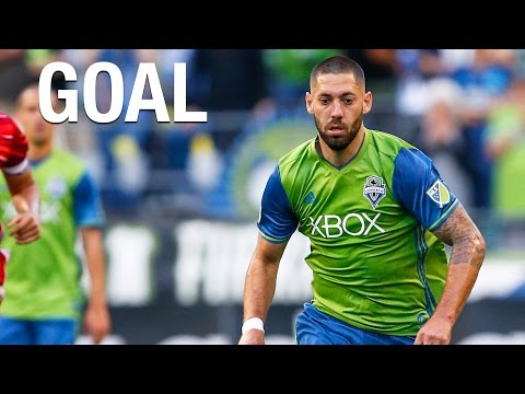 GOAL: Clint Dempsey opens the scoring with a PK following Figueroa's red card