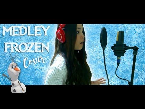 La Reine des Neiges - Libérée, délivrée ( Disney's Frozen - Let it go ) Cover