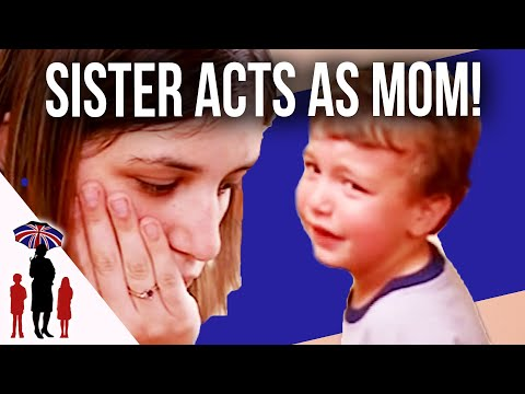 Mother Gives Up Trying To Put Screaming Child To Bed   Supernanny