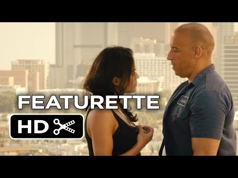 Furious 7 Featurette - Family (2015) - Vin Diesel, Michelle Rodriguez Movie HD