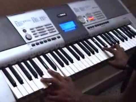 hindi song Tera Hone Laga Hoon In keyboard
