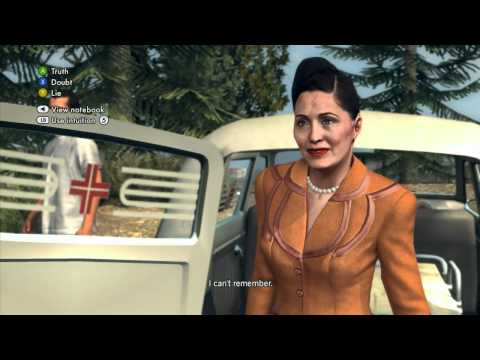 LA Noire - Achievement Guide - The Hunch