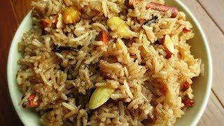 गुड़ वाले चावल इन टिप्स से बनायें, लोग तारीफ़ करते नहीं थकेंगे /Gur rice/jaggery rice|Poonam's Kitchen