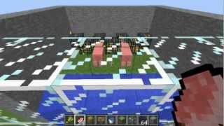 How To Make A Pig Killer That Gives Items 99.99% Of The Time In Minecraft