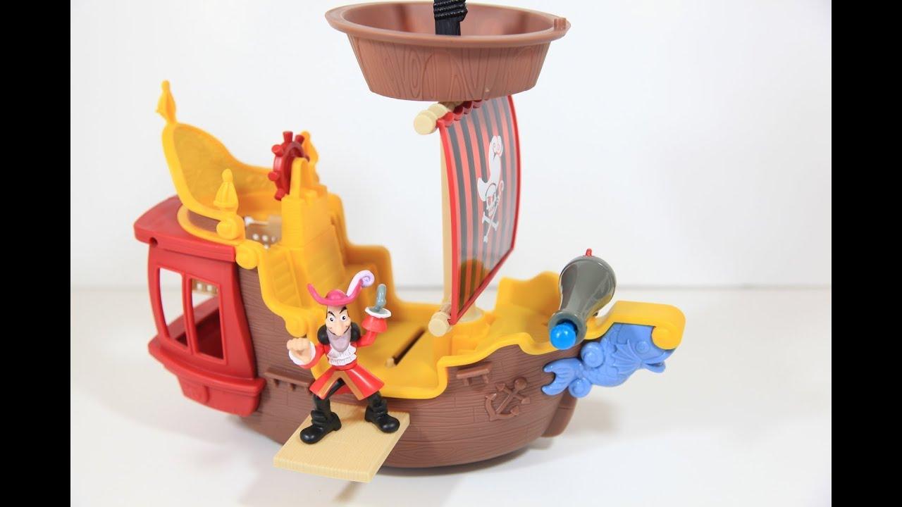 Jake And The Neverland Pirates Ship Jake Neverland Pirates Toy
