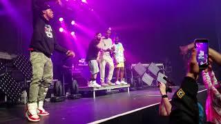 Andy Mineo,  Lecrae, 1K Phew, And Wordsplayed    Hammer Time   Atlanta, GA  2017
