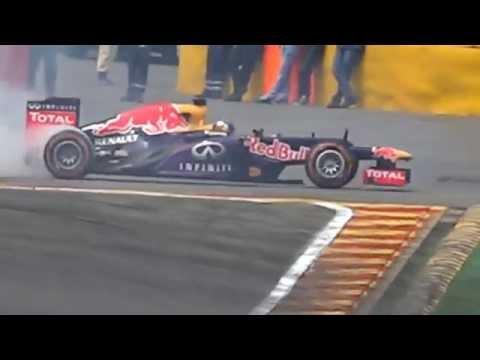 Demo Max Verstappen F1 Red Bull Racing