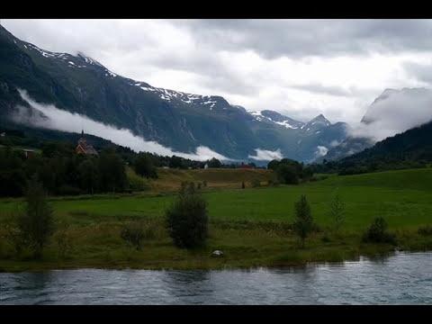 vídeo de imágenes de paisajes hermosos
