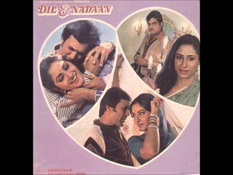 Asha Bhosle - Dil Tera Hai Jaan Bhi Hai Teri Piya - Dil-E-Nadaan...