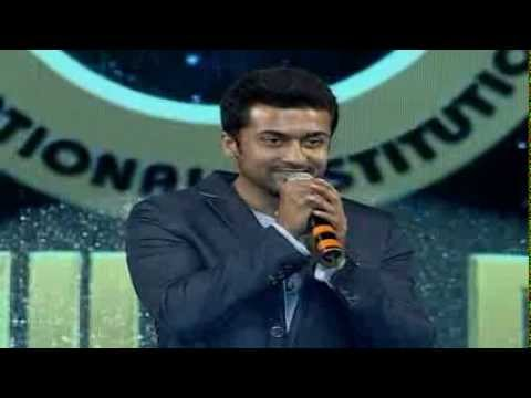 Actor Surya Speech - 21st Svet Annual Day video