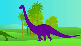 Dinosaurs for Children - Funny Dino Cartoon Compilation - T-Rex Dino full Episode 2018 Dinosaurs