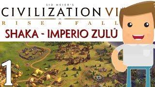 CIVILIZATION VI: RISE AND FALL ► MAPA MUNDO [ gameplay español ]