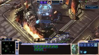 StarCraft II LotV Episode 9 of Operation Space Panda III