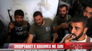 Shqiptaret e Kosovës, vullnetarisht në Siri - News, Lajme - Vizion Plus
